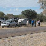 2018 Uitreik na Seronga in Botswana