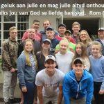 2018 Belydenisklas